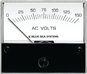 AC ANALOG METERS (#661-9353) - Click Here to See Product Details