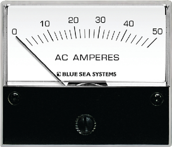 AC ANALOG METERS (#661-9630) - Click Here to See Product Details