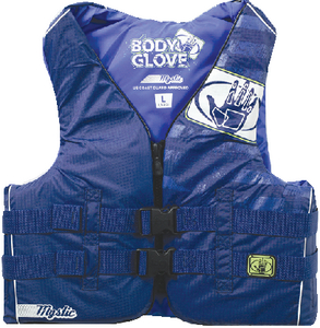 MYSTIC NYLON VESTS (#297-11234XSD1212) - Click Here to See Product Details