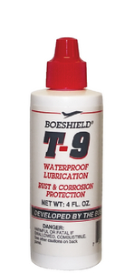 T-9<sup>®</sup> LUBRICANT (#295-T90104) - Click Here to See Product Details