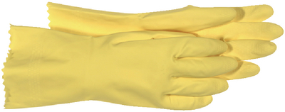 LATEX FLOCKED LINED GLOVES (#280-958J) - Click Here to See Product Details