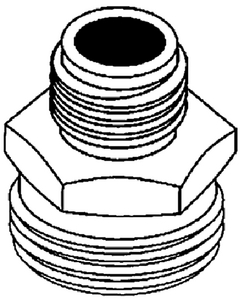 GARDEN HOSE ADAPTERS (#38-30058) - Click Here to See Product Details