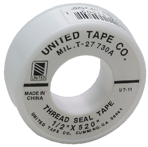 PIPE TAPE (#38-S520) - Click Here to See Product Details