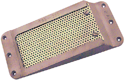 RECTANGULAR SCOOP STRAINER (#379-2352SP) - Click Here to See Product Details