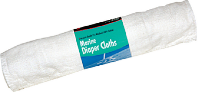 COTTON MARINE DIAPER CLOTH (#199-63036) - Click Here to See Product Details