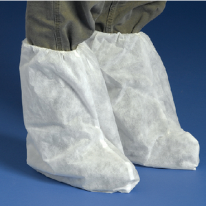 NON-SKID DISPOSABLE SHOE & BOOT COVERS (#199-68435) - Click Here to See Product Details