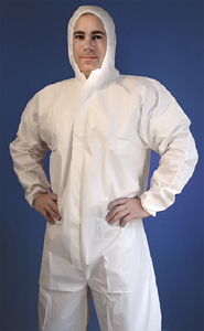 SMS DISPOSABLE COVERALLS (#199-68526) - Click Here to See Product Details