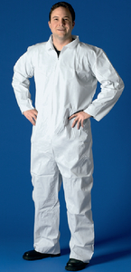 SMS DISPOSABLE COVERALLS (#199-68527) - Click Here to See Product Details