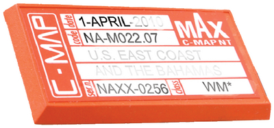 C-MAP - MAX WIDE (#145-NAC302) - Click Here to See Product Details