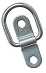 MINI HINGED PAD EYE (#610-48570) - Click Here to See Product Details