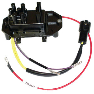 OMC VOLTAGE REGULATORS (#667-1934641) - Click Here to See Product Details