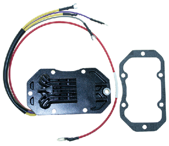 OMC VOLTAGE REGULATORS (#667-1935204) - Click Here to See Product Details