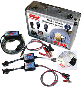 M.E.D.S TOTAL DIAGNOSTIC SYSTEM  (#667-5310119S) - Click Here to See Product Details