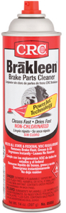 BRAKLEEN<sup>&reg;</sup> NON-CHLORINATED BRAKE PARTS CLEANER<BR>50 STATE FORMULA - Click Here to See Product Details
