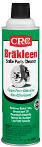 BRAKLEEN<sup>&reg;</sup> LOW VOC&#44; NON-CHLORINATED BRAKE PARTS CLEANER - Click Here to See Product Details
