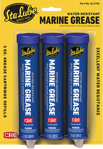 STA-LUBE MUTI-PURPOSE MARINE GREASE (#77-SL3184) - Click Here to See Product Details