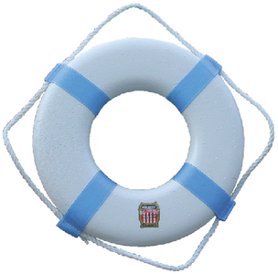 PLASTIC RING BUOY  (#58-P17) - Click Here to See Product Details