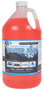 WINTER BAN -50? ANTIFREEZE (#117-30647) - Click Here to See Product Details