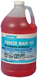 FREEZE BAN -50? ANTIFREEZE (#117-30767) - Click Here to See Product Details