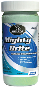 ARMADA MIGHTY BRITE<sup>&reg;</sup> MILDEW STAIN REMOVER  (#917-40904) - Click Here to See Product Details