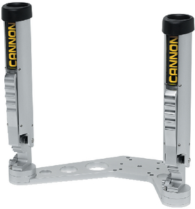 DUAL AXIS ADJUSTABLE ROD HOLDERS - DOWNRIGGER MOUNT (#627-1907024) - Click Here to See Product Details