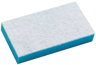 SCRUBBER SPONGE (#160-M970) - Click Here to See Product Details