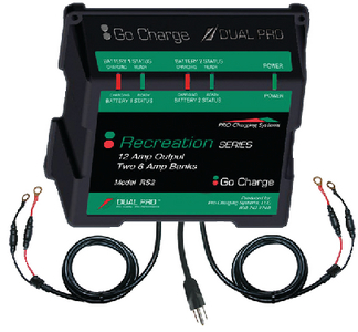 RECREATION BATTERY CHARGER (#652-RS2) - Click Here to See Product Details