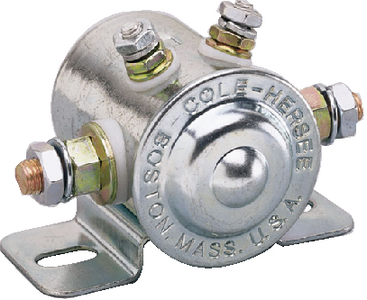 12V SPST (#12-24059BP) - Click Here to See Product Details