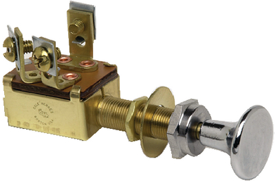 PUSH-PULL SWITCH (#12-M476BP) - Click Here to See Product Details