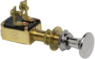 PULL-TYPE MOMENTARY SWITCH (#12-M486) - Click Here to See Product Details