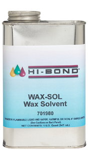 WAX-SOL WAX SOLVENT - Click Here to See Product Details