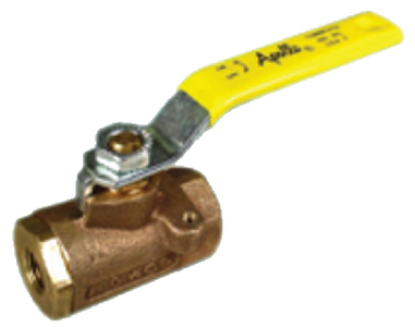 APOLLO SHUT-OFF FULL FLOW BALL VALVE (#37-7710110) - Click Here to See Product Details