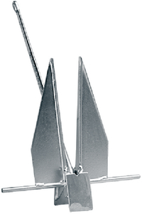 DANFORTH TRADITIONAL HI-TENSILE ANCHOR (#241-94020) - Click Here to See Product Details