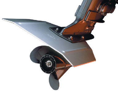 WHALE TAIL XL HYDROFOIL (#166-448) - Click Here to See Product Details
