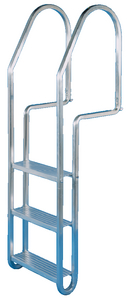 QUICK RELEASE ALUMINUM LADDER (#686-2005F) - Click Here to See Product Details
