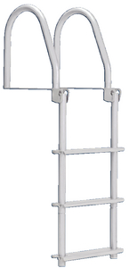 FLIP-UP DOCK LADDER (#686-2113F) - Click Here to See Product Details