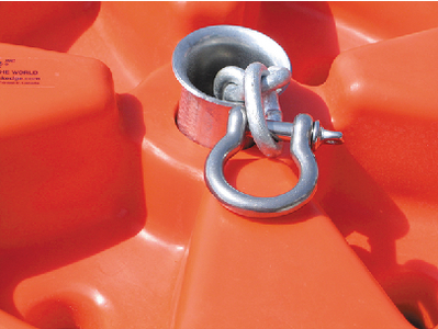 MOORING BUOY CHAIN COLLAR (#686-90030F) - Click Here to See Product Details