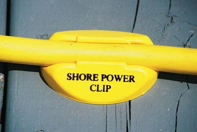 SHORE POWER CLIP (#686-91200F) - Click Here to See Product Details