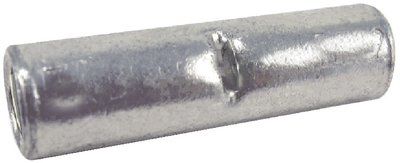 BRAZED NON-INSULATED BUTT SPLICE (#84-1724) - Click Here to See Product Details