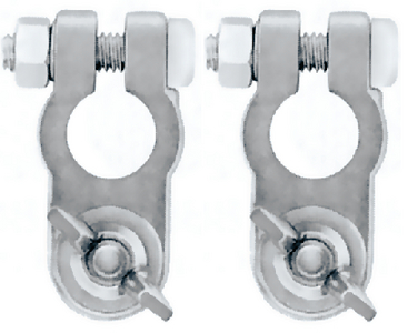 BATTERY TERMINALS (#84-485) - Click Here to See Product Details