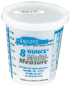 MULTI-MEASURE CONTAINER (#320-30300) - Click Here to See Product Details