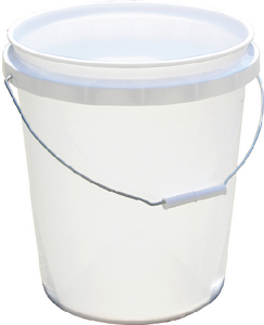 INDUSTRIAL PAIL WITH HANDLE (#320-50640) - Click Here to See Product Details