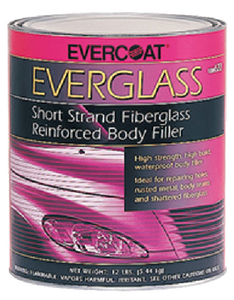 EVERGLASS<sup>&reg;</sup> BODY FILLER (#75-100632) - Click Here to See Product Details