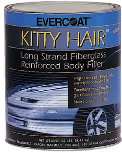 KITTY HAIR<sup>&reg;</sup> FIBERGLASS FILLER - Click Here to See Product Details