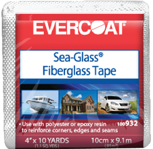 SEA-GLASS FIBERGLASS TAPE  (#75-100932) - Click Here to See Product Details