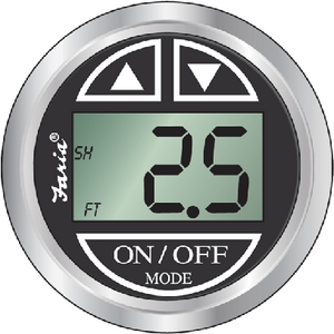 DIGITAL DEPTH SOUNDER (#678-13750) - Click Here to See Product Details