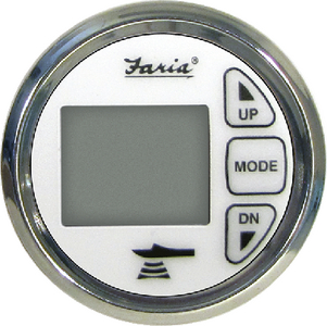 DIGITAL DEPTH SOUNDER W/AIR & WATER TEMPERATURE (#678-13852) - Click Here to See Product Details