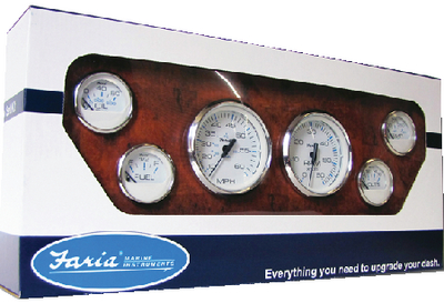 CHESAPEAKE STAINLESS STEEL GAUGES - BOXED SETS (#678-KTF001) - Click Here to See Product Details