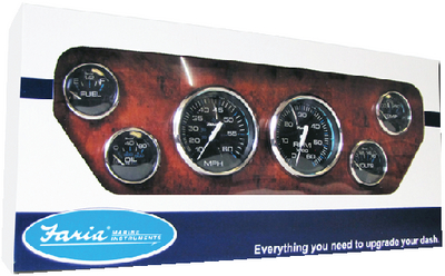 CHESAPEAKE STAINLESS STEEL GAUGES - BOXED SETS (#678-KTF003) - Click Here to See Product Details