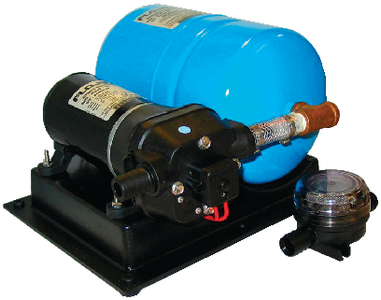 HIGH VOLUME WATER PRESSURE SYSTEM (#272-02840100A) - Click Here to See Product Details